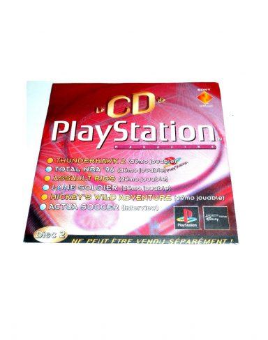 Demo Disc 02 FR