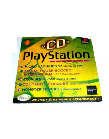Demo Disc 09 FR