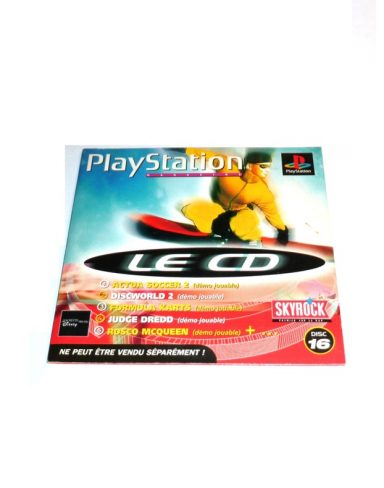 Demo Disc 16 FR