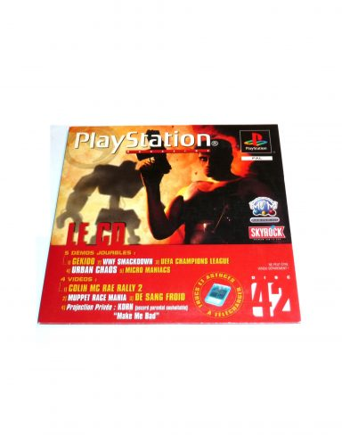 Demo Disc 42 FR