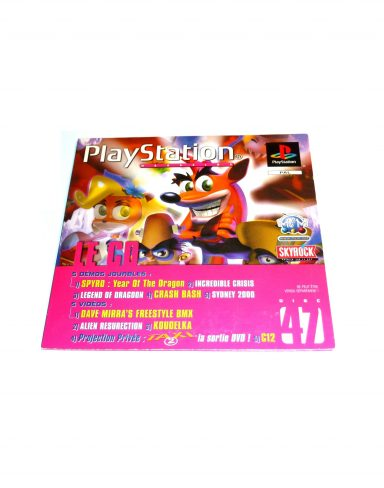 Demo Disc 47 FR