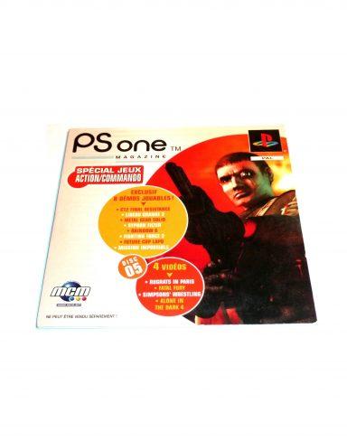 Demo Disc 05 FR