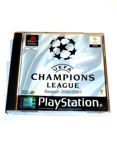 UEFA Champions League Season 2000-2001
