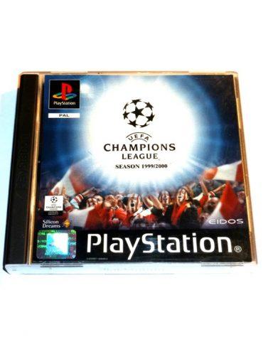 UEFA Champions League Season 1999-2000
