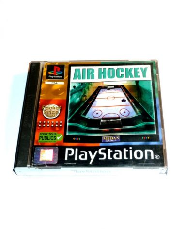 Air hockey !!