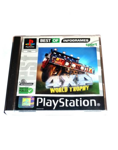 4X4 world trophy