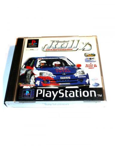 Int. Rally championship