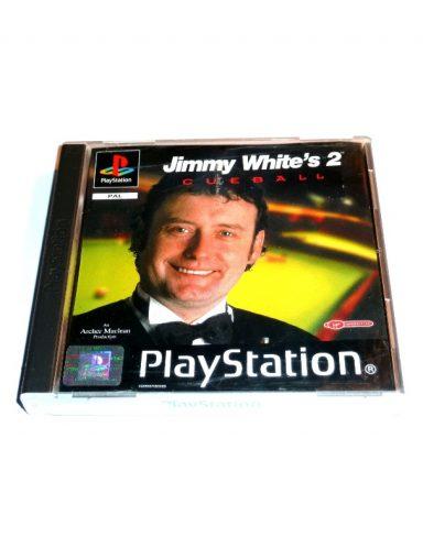 Jimmy White's 2 : Cueball