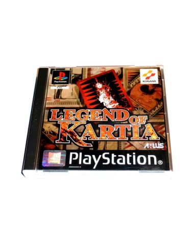Legend of Kartia
