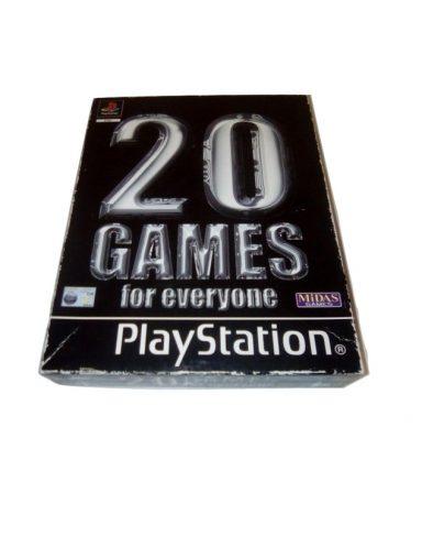 20 Games noir