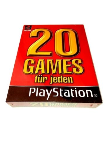 20 Games rouge