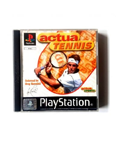 actua tennis