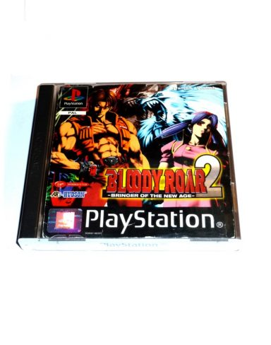 Bloody Roar 2 – Bringer of the New Age