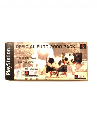 Official euro 2000 pack