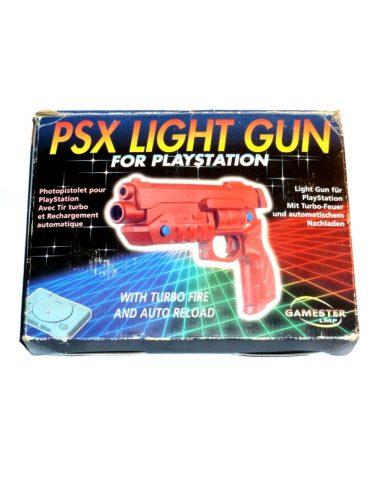 Psx light gun Gamester