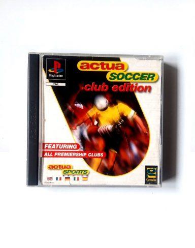 Actua Soccer – Club Edition
