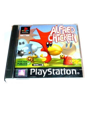 alfred chicken