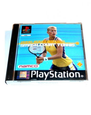 Anna Kournikova's Smash Court Tennis