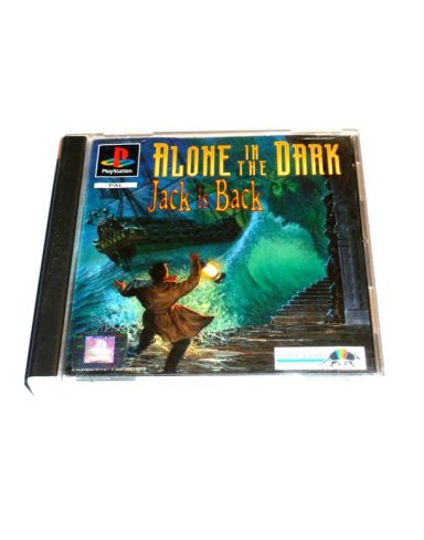 Alone in the dark – jack is back