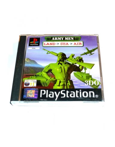 Army Men – Land, Sea & Air