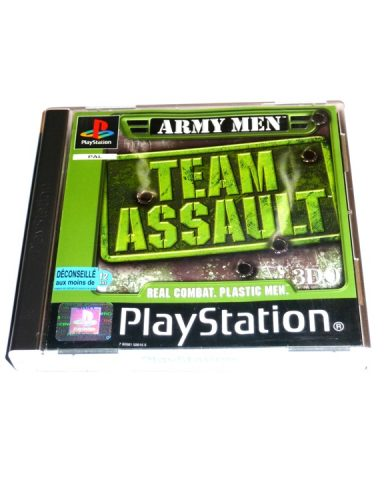 Army Men – Team Assault