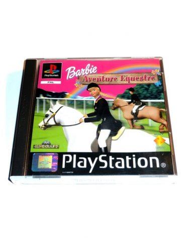 Barbie Aventure Equestre
