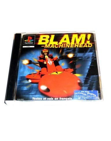 Blam! Machinehead