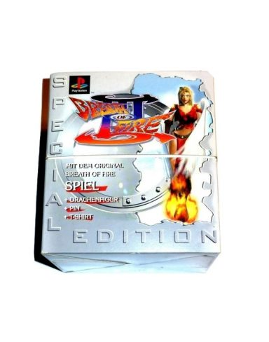 Breath of Fire III special edition