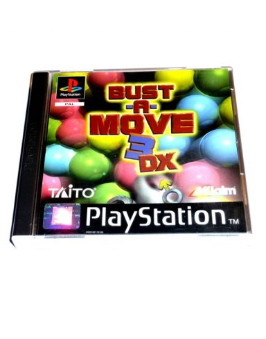 Bust a Move 3 DX