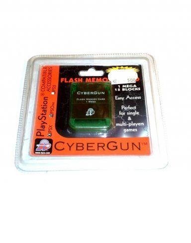 Cybergun – Clear green