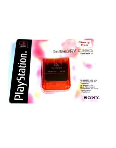 Sony – Flat cherry red