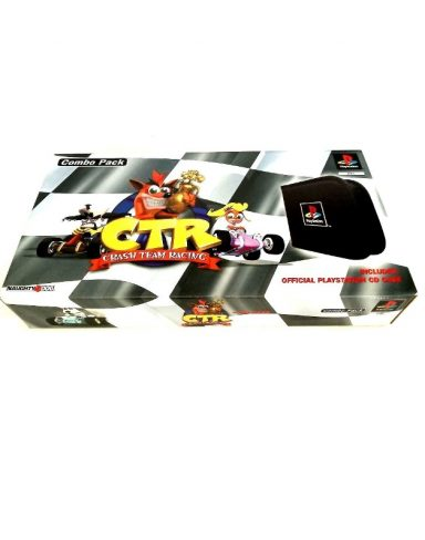 Combo Pack – Crash Team Racing