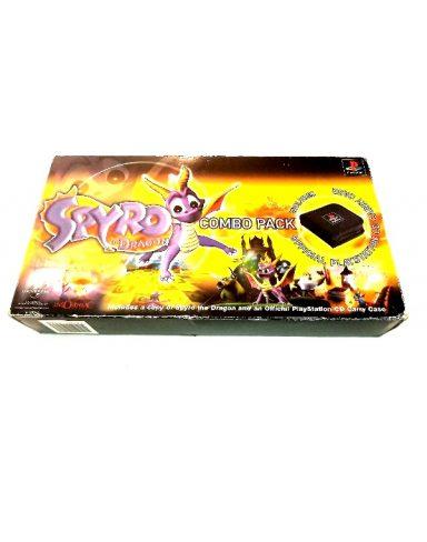 Combo Pack – Spyro the dragon