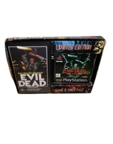 Evil Dead – Hail to the King game & video pack
