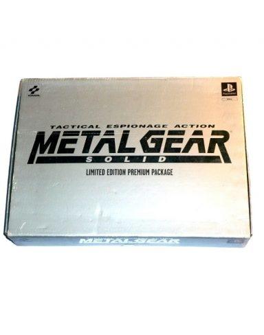 Metal gear solid premium package
