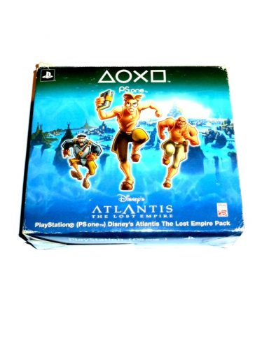 Pack Disney – Atlantide L'Empire Perdu