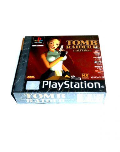 Coffret 2 jeux Eidos – Tomb raider I & II
