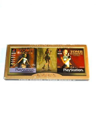 Tomb raider I & II – Edition limitée