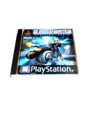 Blaster Master – Blasting Again