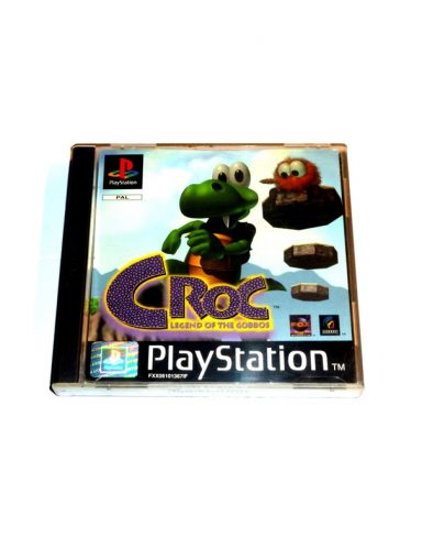 Croc – Legend of the Gobbos