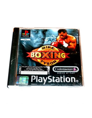 Mike Tyson Boxing