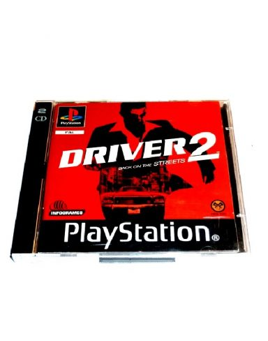Driver 2 – Back on the streets