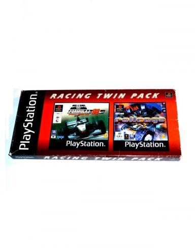 Twin pack racing