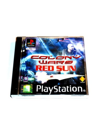 Colony Wars – Red Sun