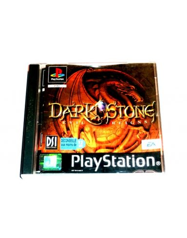 Darkstone: Evil Reigns