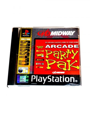 Arcade party pack – Midway