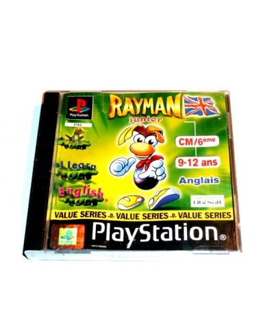 Rayman Junior CM/6eme