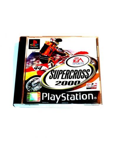 EA Supercross 2000