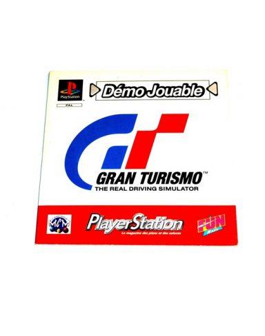 Player station N°01 – Demo Gran turismo