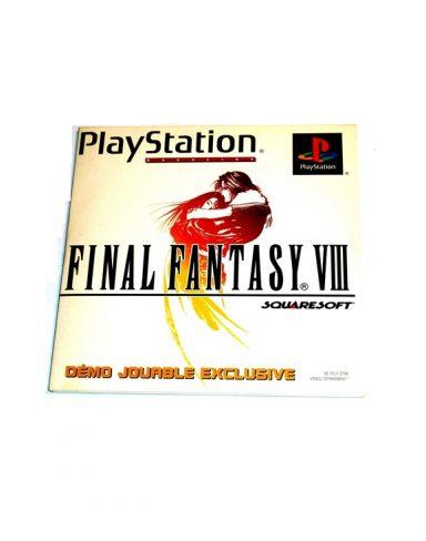 Final fantasy VIII Demo